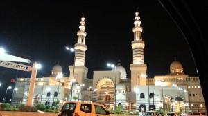 مسجد الراجحي بمكة المكرمة